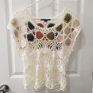 XXI Crochet Top